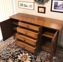 Load image into Gallery viewer, (SOLD) GORGEOUS Vintage High-End Mid-Century Willet Sideboard/Buffet/Dresser/Media/Entryway!! BEAUTY!! 60X33X20