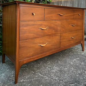 (SOLD) Gorgeous High-End Drexel Mid-Century Modern Dresser/Media/Entryway/Credenza. Perfect MCM Piece!!