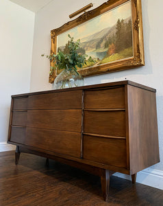(SOLD) Simply BEAUTIFUL High-End Kent Coffey MID CENTURY MODERN Dresser/Media/Entryway/Console/Sofa Table/Buffet in Superb Condition!!