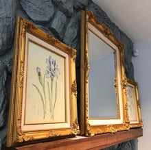 Load image into Gallery viewer, (SOLD) Gorgeous Set of French Country Mirror With Bevelled Glass and Wall Decor in Excellent Condition!! They are Beauty and Class!!!