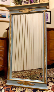 (SOLD) GORGEOUS French Tremeau inspired Mirror in Excellent Solid Condition!! Perfect French Accent-Decorative Mirror!!!