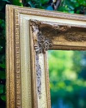 Load image into Gallery viewer, (SOLD) Gorgeous Vintage French Country Decorative/Accent Mirror with Beautiful Details and Bevelled Mirror!! 48X39