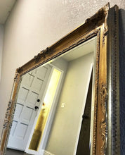 Load image into Gallery viewer, (SOLD) STUNNING, RARE and ELEGANT Vintage High-End La Barge Large French Country Bevelled/STATEMENT Mirror!! 57X45X3