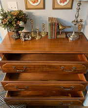 Load image into Gallery viewer, (SOLD) Beautiful High-End Henry Link Margaux Collection Vintage Versatile French Country Dresser/Entryway/End-Side Table in Excellent Condition!!