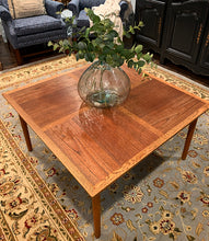 Load image into Gallery viewer, (SOLD) Beautiful Danish Mid Century Teak Cofefee-Book Table in Superb Condition!! Perfect  and Simply Beautiful indeed!