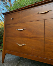 Load image into Gallery viewer, (SOLD) Gorgeous High-End Drexel Mid-Century Modern Dresser/Media/Entryway/Credenza. Perfect MCM Piece!!