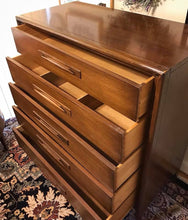Load image into Gallery viewer, (SOLD) Gorgeous Mid-Century Modern Chest of Drawers in Great Condition!!! 40W 45H 20D