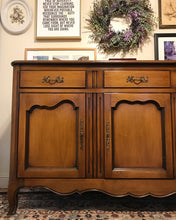 Load image into Gallery viewer, (SOLD) Gorgeous High-End Vintage Drexel Heritage French Country Buffet/Sideboard/Console/Media/Entryway in Excellent Condition!!