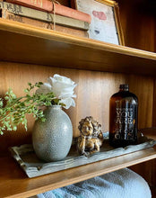 Load image into Gallery viewer, (SOLD) Gorgeous Vintage French Country Display Cabinet/China/Storage/Bookshelf with Beautiful Details and Hardware!!