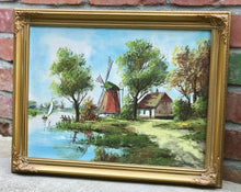 Load image into Gallery viewer, (SOLD) Collection of 8pc Gorgeous Landcape and Floral European Oil Painting. Perfect Wall Decor any spot in your Nest!! The are BEAUTY and CLASS!!