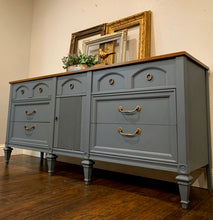 Load image into Gallery viewer, (SOLD) Gorgeous Set of Newly ReDesigned Bedroom Dresser and Set of Nightstands!! Perfect Pieces any room in your Nest. They are BEAUTIES!!!