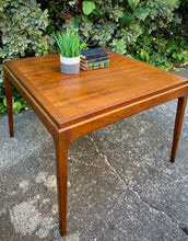 Load image into Gallery viewer, (SOLD) Simply BEAUTIFUL MID CENTURY MODERN Lane Cocktail-Side-Coffe Table. Perfect piece for Minimalist and Wood Lover!!