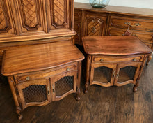 Load image into Gallery viewer, (SOLD) Stunner  Modern French Louis XV Style 4PC Bedroom Set in Superb Condition. Perfect Versatile Bargain BEAUTIES indeed!!