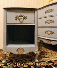 Load image into Gallery viewer, (SOLD) Gorgeous Vintage High-End Furniture Guild of California French Country Bedroom Set with Beautiful Details and Hardware!!