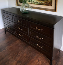 Load image into Gallery viewer, (SOLD) Simply Beautiful Restoration Hardware inspired Dresser/Media/Entryway/Buffet in Superb Condition. Perfect ReDesigned Statement Modern-Contemporary Piece!!