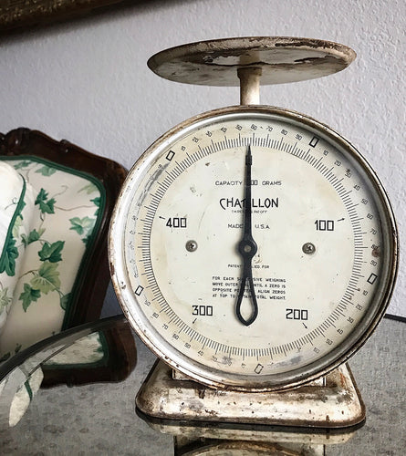 Antique Chatillon Scale - $50