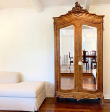Load image into Gallery viewer, (SOLD) STUNNING Antique French Louis XV Armoire with Gorgeous Details!! 90X47X17
