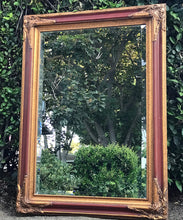 Load image into Gallery viewer, (SOLD) Gorgeous Vintage French Country Decorative/Accent Mirror with Beautiful Handmade Details and Bevelled Mirror!!!