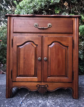 Load image into Gallery viewer, (SOLD!) Gorgeous High-End French Country Ethan Allen Nighstands (matching Armoire available!) with Gorgeous Details and Hardware.