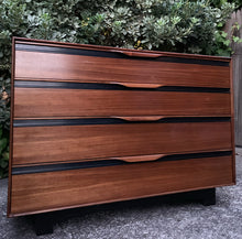 Load image into Gallery viewer, (SOLD) Simply Beautiful Mid Century Modern John Kapel for Glenn of California Chest of Drawers in Superb Condition. Perfect  Modern Piece for Minimalist and Wood Lover!!!