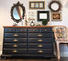 Load image into Gallery viewer, (SOLD) GORGEOUS Vintage Restoration Hardware inspired Dresser/Buffet/Entryway/Media!!! 50X32X18
