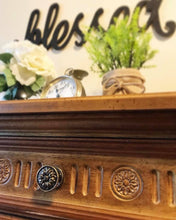 Load image into Gallery viewer, (SOLD) Gorgeous Vintage Buffet/Media/Dresser/Entryway in Excellent Condition. This Piece is made of Beautiful Luxurious Rosewood!! 68X31X19