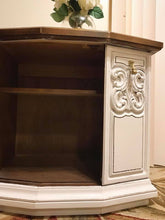 Load image into Gallery viewer, (SOLD) GORGEOUS Vintage Nightstands/End/Side Tables with Beautiful Details!! 25W 24H 17D