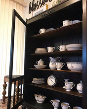 Load image into Gallery viewer, (SOLD) Gorgeous 1920s Restoration Hardware inspired Victorian Multi-Purpose Curio/Display/Storage Cabinet!!! BEAUTY!! 35W 56H 16D