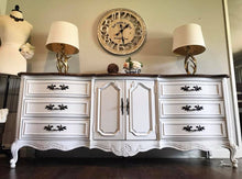 Load image into Gallery viewer, (SOLD) GORGEOUS Vintage High-End French Country Thomasville Bedroom Set