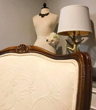 Load image into Gallery viewer, (SOLD) GORGEOUS Vintage 1950s French-Victorian Accent Chairs.