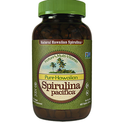 Spirulina Pacifica Hawaiian 500 mg 400