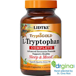 L-Tryptophan Complete 120 caps