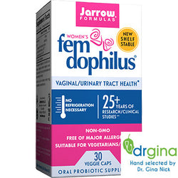 Shelf Stable Fem-Dophilus 30 vegcaps
