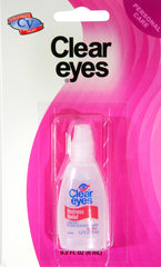 TRAVEL SIZE CLEAR EYES .2 OUNCE