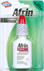TRAVEL SIZE AFRIN 1/5fl oz NASAL SPRAY, TRIAL SIZE