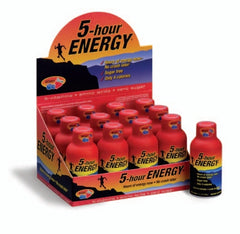 5-HR ENERGY BERRY 1.93oz BTL -  12 pack