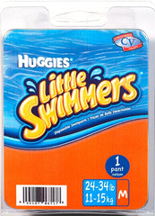 HUGGIES LITTLE SWIMMERS SIZE 3 (MEDIUM)