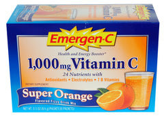 EMERGEN-C SUPER ORANGE 30 COUNT