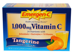 EMERGEN-C SUPER TANGERINE 30 COUNT