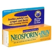 NEOSPORIN MAX STR 0.5oz RTL SZ - 72 PIECES
