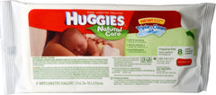 HUGGIE WIPE 8-PACK