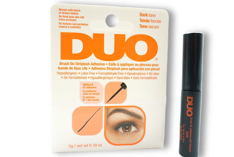 (NON-LATEX) EYELASH GLUE DARK TONE