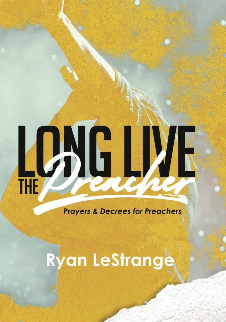 Long Live The Preacher Book