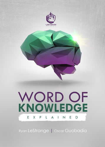 Word of Knowledge Explained ebook