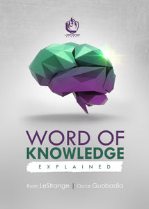 Word of Knowledge Explained E-book