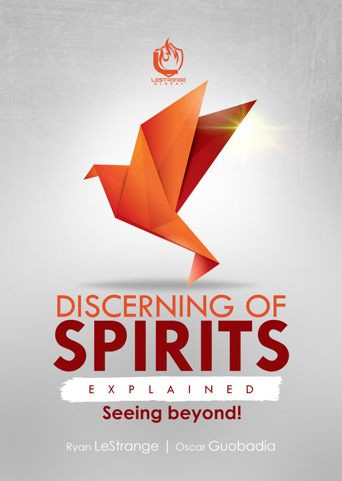Discerning of Spirits Explained ebook