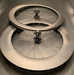 DSP tubular wheels