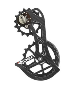 Over sized derailleur pulley system-Ridea RD6 C60