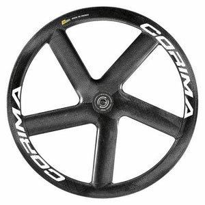 Corima Front 5 Spoke Tubular Track- Call for availability