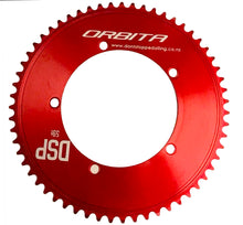 Load image into Gallery viewer, Orbita aero plate 'RACEY REDS'